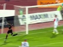 FK Vojvodina Novi Sad 0:2 Viktoria Pilzno