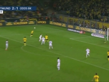Borussia Dortmund 7:2 Odd