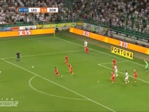Legia Warszawa 3:2 Zoria Ługańsk