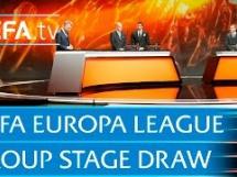Losowanie fazy grupowej Ligi Europy