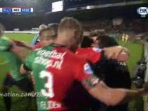 Willem II 0:1 NEC Nijmegen