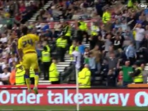 Derby County 1:2 Leeds United