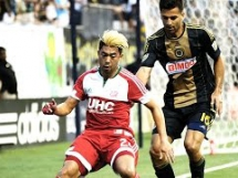 Philadelphia Union 0:1 New England Revolution