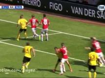 AZ Alkmaar 0:1 Roda