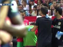 Sevilla FC 0:3 Atletico Madryt