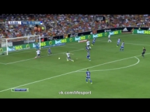Valencia CF 1:1 Deportivo La Coruna