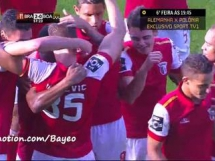 Sporting Braga - Boavista Porto 4:0