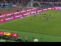 Piękna interwencja Szczęsnego w meczu z Juventusem