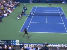 Rafael Nadal 3:1 Borna Coric