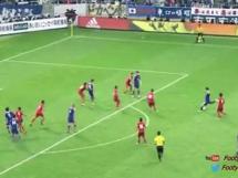 Japonia 3:0 Kambodża