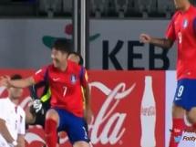 Korea Południowa 8:0 Laos