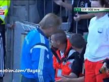 Niemcy U21 2:1 Dania U21