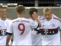 Jahn Regensburg 3:1 Bayern Monachium