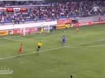 Azerbejdżan 0:0 Chorwacja