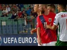 Bułgaria 0:1 Norwegia