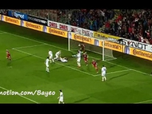 Czechy 2:1 Kazachstan