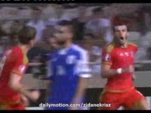 Cypr 0:1 Walia
