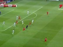 Turcja 1:1 Łotwa