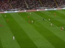 Polska przegrała z Niemcami 1:3
