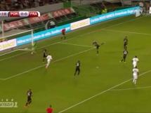 Portugalia 0:1 Francja