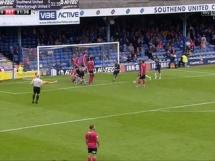 Southend 2:1 Peterborough