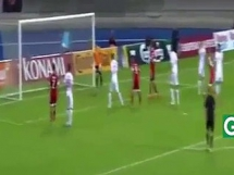 Luksemburg 1:0 Macedonia