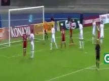 Luksemburg 1:0 Macedonia