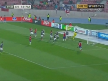 Chile 3:2 Paragwaj