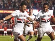 Sao Paulo 2:0 Internacional