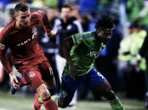 Seattle Sounders 2:1 Portland Timbers