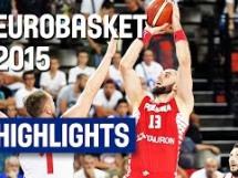 EuroBasket: Polacy wygrali z Rosją!