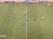 Cypr 0:1 Belgia