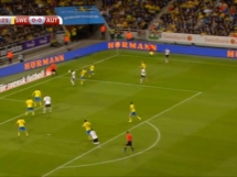 Szwecja 1:4 Austria