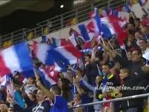 Francja U21 - Brazylia U20