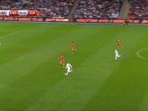 Anglia - Szwajcaria 2:0