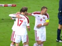 Białoruś 2:0 Luksemburg