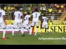 Ekwador 2:0 Honduras