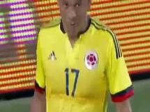 Kolumbia 1:1 Peru