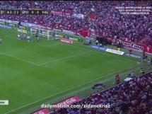 Sporting Gijon 0:1 Valencia CF