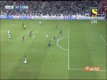 Betis Sewilla 1:0 Real Sociedad