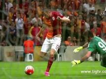 Galatasaray SK 1:1 Mersin