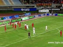 Antalyaspor 2:0 Eskisehirspor