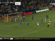 Los Angeles Galaxy 0:0 Montreal Impact
