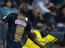 Philadelphia Union 1:2 Columbus Crew