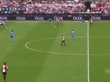 Feyenoord 1:0 Willem II