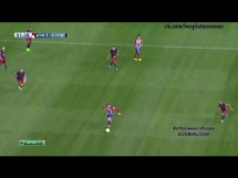 Atletico Madryt 1:2 FC Barcelona