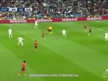 Real Madryt 4:0 Szachtar Donieck