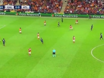 Galatasaray SK 0:2 Atletico Madryt