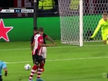 PSV Eindhoven 2:1 Manchester United