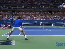 Novak Djoković 3:1 Roger Federer